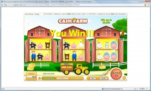 Prime Cash Farm Scratch Card